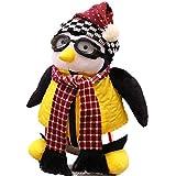 Friend Hugsy Plush Toys Joey'S Friend Hugsy Plush Stuffed Toys Penguin Rachel Doll for Children Birthday 27Cm Joys