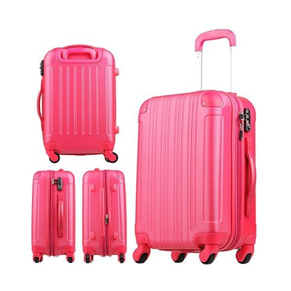 スーツケース キャリーケース キャリーバッグ ...の紹介画像2