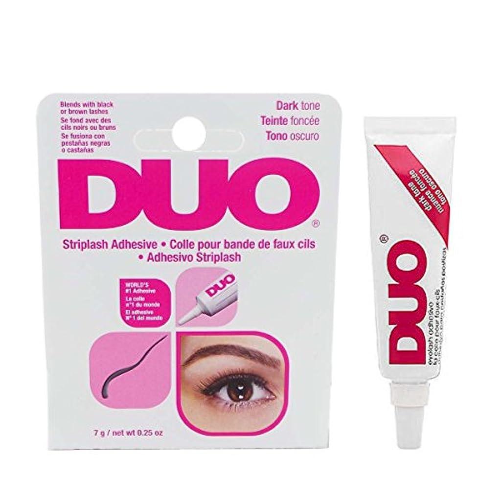 銀行願う切り離す(6 Pack) DUO Striplash Adhesive - Dark Tone (並行輸入品)