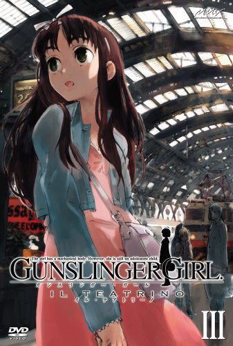 GUNSLINGER GIRL -IL TEATRINO- Vol.3【初回限定版】 [DVD]