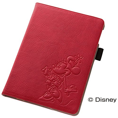 レイ・アウト iPad Air 2 ディズニー・ポップアップ・レザーケース ミニー RT-DPA6A/MN