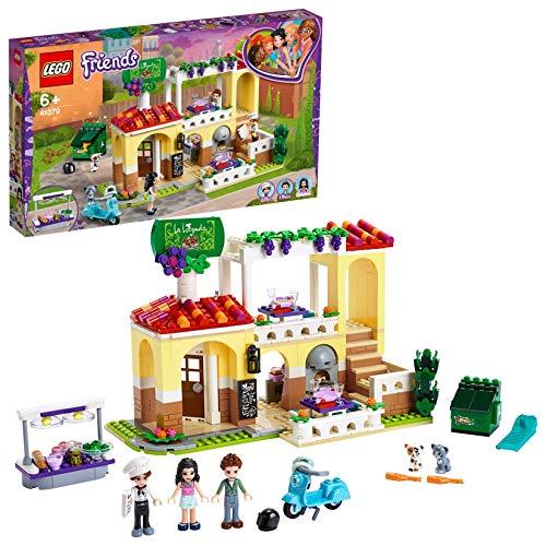 レゴ(LEGO) フレンズ ハートレイクのガーデンレストラン 41379