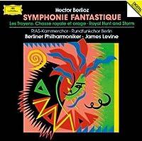 ベルリオーズ:幻想交響曲、王の狩と嵐