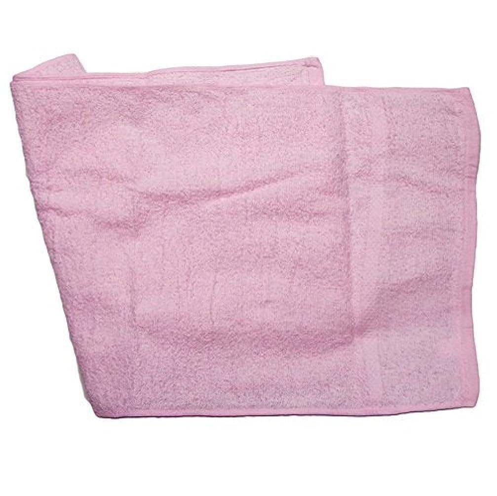 批判的に感嘆けがをする健康タオル ハダピカ ピンク