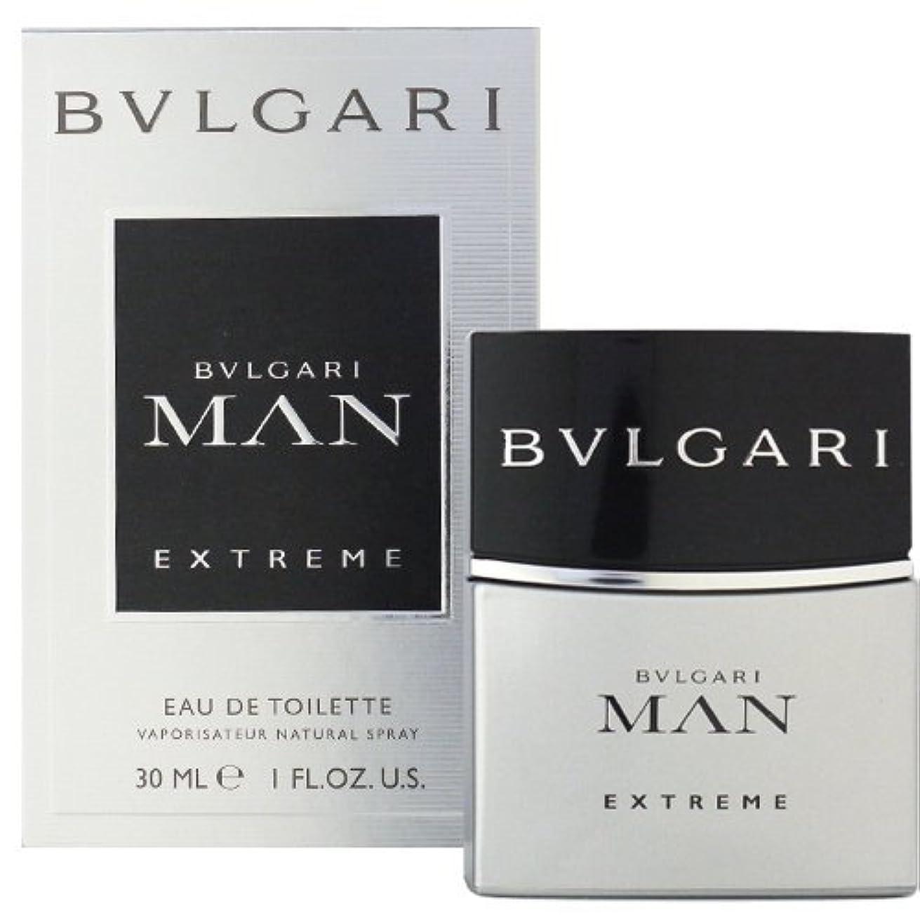 今日保持する真珠のようなブルガリ BVLGARI ブルガリ マン エクストレーム 30ml EDT SP fs 【並行輸入品】