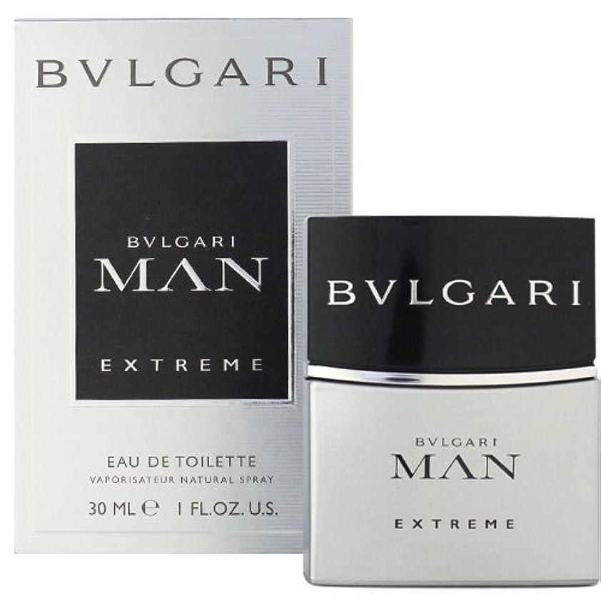 ブルガリ BVLGARI ブルガリ マン エクストレーム 30ml EDT SP fs 【並行輸入品】