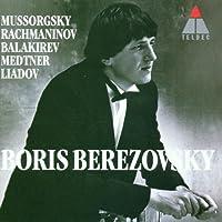 Plays Mussorgsky Rachmaninoff Liadov Medtner