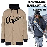 ARMADA(アルマダ) 15-16モデル ARMADA アルマダ スキーウェア ジャケット HARLAUT -JK KHAKI ヘンリクハーロウ (スキーウエア・スキー用品