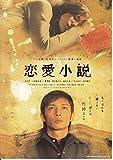 houti766 邦画映画チラシ[恋愛小説」玉木宏 小西真奈美 原作 金城一紀