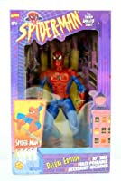 "Spider-Man 10"" Action Figure"