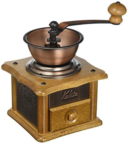 カリタ 手挽きコーヒーミル 銅板ミル AC-1