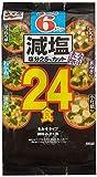 永谷園 みそ汁太郎減塩 24食×2袋