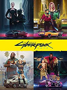 The World of Cyberpunk 2077 (English Edition)