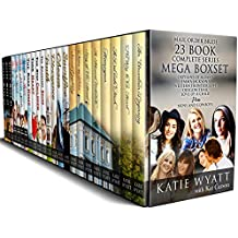 23 Book Mega Boxset Complete Series (Mega Box Set Series 12)