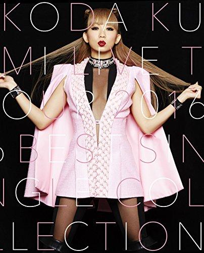 『KODA KUMI LIVE TOUR 2016 ~ Best Single Collection ~ [Blu-ray]』のトップ画像