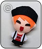 NCT U (エヌシーティー ユー) Doyoung ドヨン - The 7th Sense KPOP 手作り縫いぐるみキーチェーン
