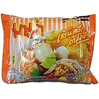 センレック― トムヤム ( 米粉麺 2㎜麺 55g×30袋入) <トムヤムスープ> SEN LEK TOM YAM タイ 袋ラーメン