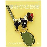 魔女の宅急便 ピンバッチ 魔女 ほうき MH-04