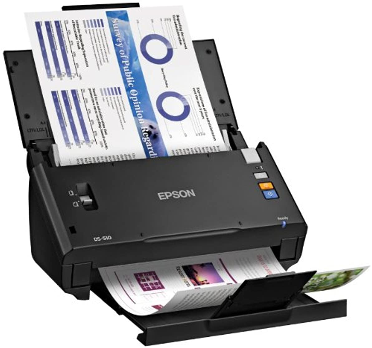 突き出す洗剤永遠のEpson WorkForce DS-510 Color Document Scanner by Epson [並行輸入品]