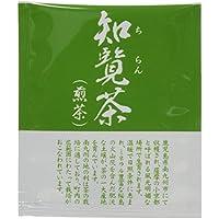京都茶農業協同組合 お徳用鹿児島県産知覧茶ティーバッグ50袋 100g