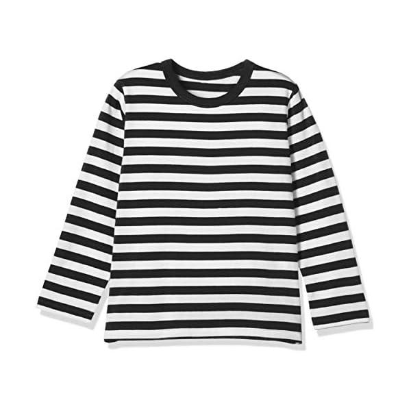 [ベルメゾン] 天竺長袖Tシャツ D24541 ...の商品画像