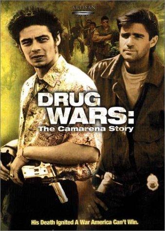 Drug Wars: The Camarena Story [VHS] [Import]