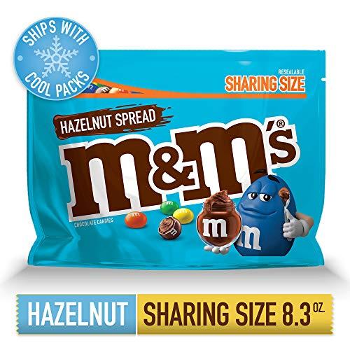 M&M's Hazelnut spread ヘーゼルナッツスプレッドチョコレート230g [並行輸入品]
