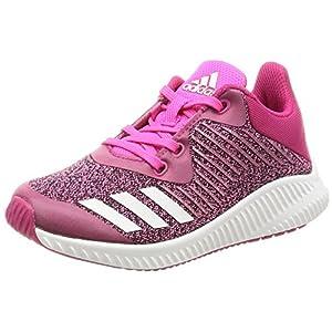 [アディダス] 運動靴 KIDS FortaRun K ボールドピンク/ランニングホワイト/ショックピンク S16 22.0(22 (現行モデル)