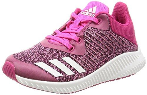 [アディダス]運動靴 KIDS FortaRun K ボールドピンク/ランニングホワイト/ショックピ...