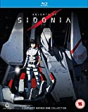 Knights Of Sidonia Complete Series 1 Collection (Episodes 1-12) Deluxe Edition Blu-ray