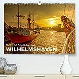 Maritime Impressionen Wilhelmshaven(Premium, hochwertiger DIN A2 Wandkalender 2020, Kunstdruck in Hochglanz): Die Marine- und Hafenstadt Wilhelmshaven (Monatskalender, 14 Seiten )