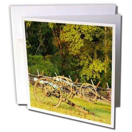 Danita Delimont–Tennessee–キャノン、ストーン川バトルフィールド、テネシー州、米国–us43bjn0053–Brian Jannsen–グリーティングカード Individual Greeting Card