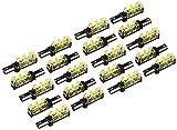エーモン 接続コネクター 10セット(20個入) 2825