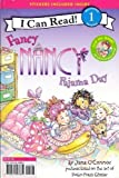 Fancy Nancy Pajama Day/The dazzling book Report (doulbe book)