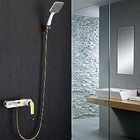 全銅シャワーセットの全銅シャワー