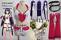Fate/Grand Order FGO マルタ 水着 コスプレ衣装+手袋+チョーカー+太ももの輪 手甲ウィッグ 追加可