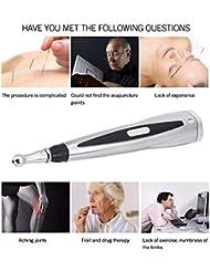 携帯用電子針, 型マッサージ電子鍼 電気パ, ツボ押し 電動マッサージペン ペン, 鍼灸マッサージャー 足裏 棒 マッサージ