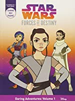 Star Wars Forces of Destiny Daring Adventures: Volume 1: (Sabine, Rey, Padme) (Daring Adventures, Volume 1,)