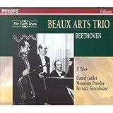 Beethoven;11 Trios