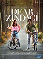 Dear Zindagi Hindi DVD ( All Regions, English Subtitles )