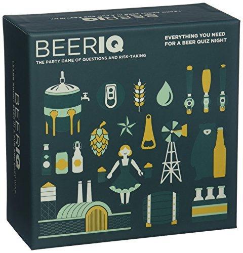 Helvetiq BeerIQ Trivia Game [並行輸入品]