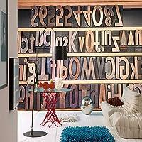 Mbwlkj 写真の壁紙モダンデザインイギリスの壁紙リビングルーム学習装飾背景カスタム壁画-450cmx300cm