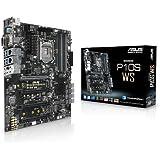 ASUS TeK P10S/WS C236搭載ワークステーションマザーボード ATX/LGA1151 [並行輸入品]