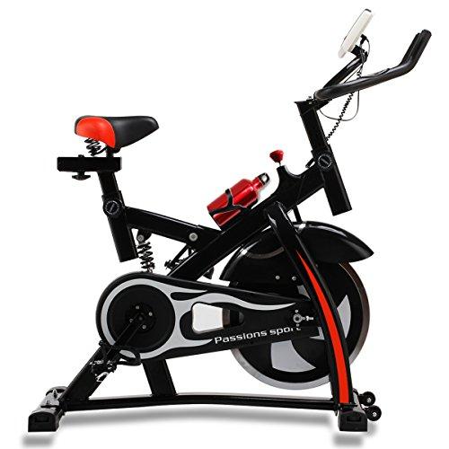 エスティージェ スピンバイクプラス STJ spinbike plus 防振 超静音 耐荷重250kg フィットネスバイ...