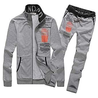 TOPSKY ジャージ 上下 プリント セット スポーツウェア メンズ 長袖 半袖 スウェット スポーツ レーニング ランニング 6 color