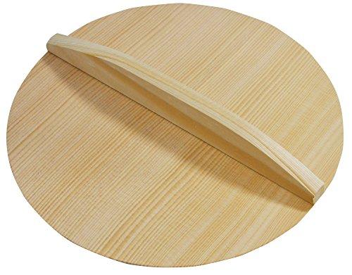 日本製 木製 落し蓋 18cm NH-071