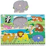 Ryan's Room Zoo Animals Puzzle