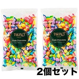 新宿高野 フルーツチョコレート 平袋 2個セット...