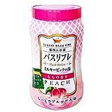 ライオンケミカル薬用 ピンクのにごり湯入浴剤桃の香り本体