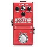 Donner Booster Boost Guitar Effect Pedal Super Mini Pedal [並行輸入品]